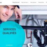 Разработка корпоративного сайта - Andreish.Ch