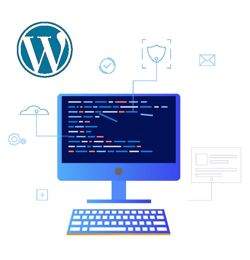 сайт CMS WordPress
