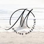 Создание логотипа OM (Online Marketing)