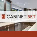 Лого CabinetSet изготовление шкафчиков