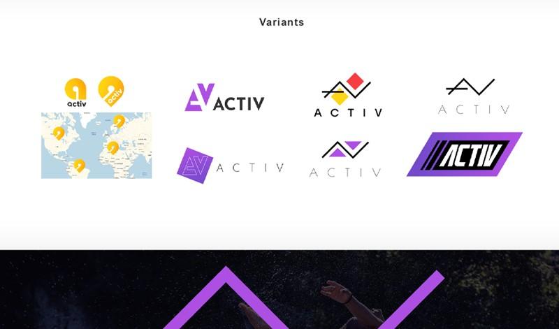 логотип для стартапа