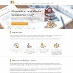Создание сайта для MietzinsReduktion